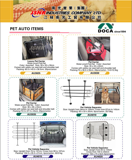 Pet Auto Items (2)
